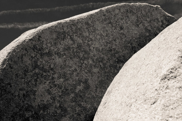fine art photograph of boulders by photographer Allen Birnbach